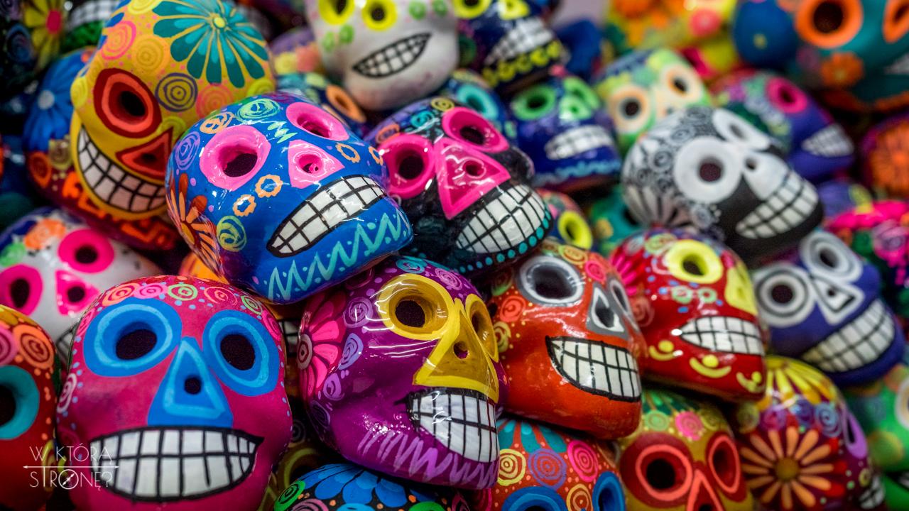 informacje praktyczne o Meksyku czaszki