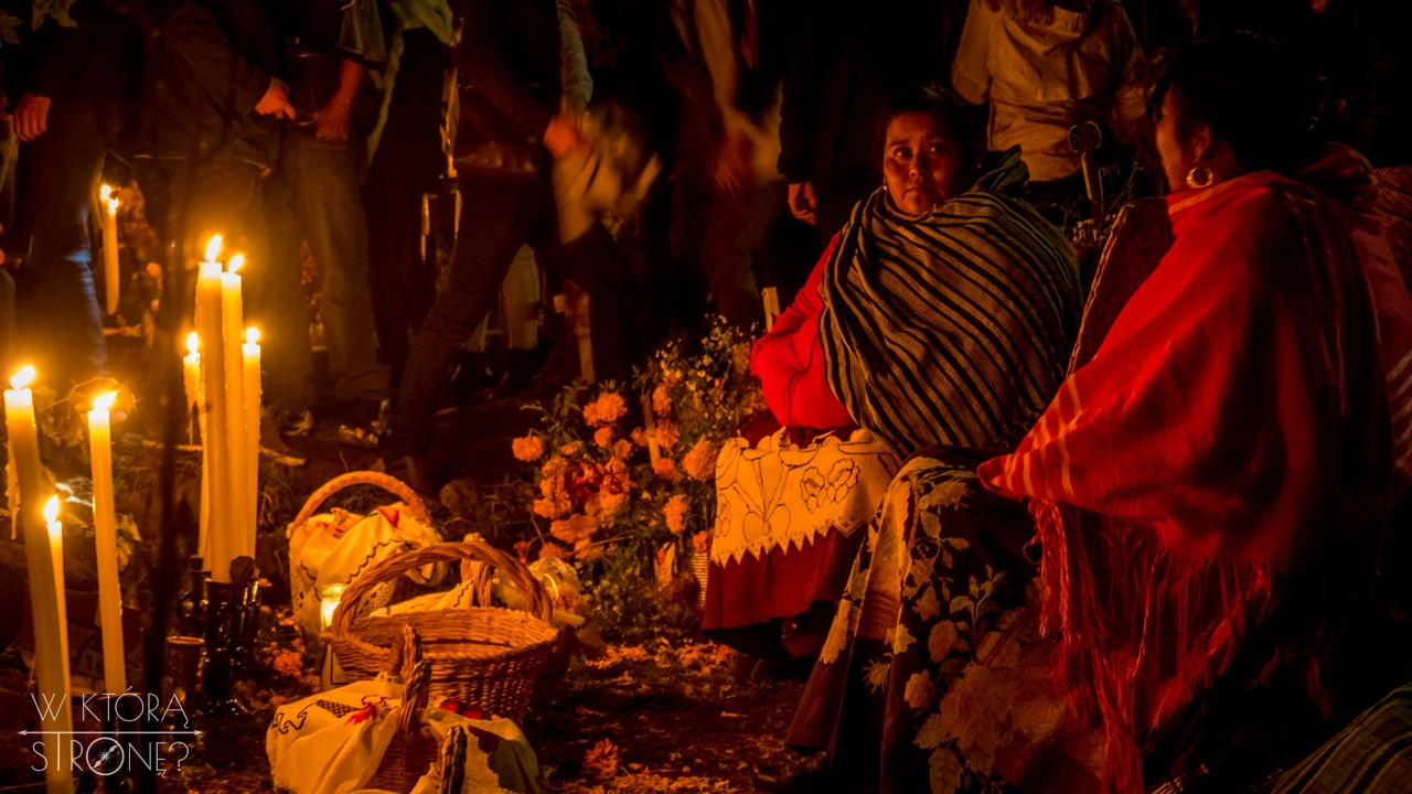 Dzień zmarłych w Meksyku - Jezioro Pátzcuaro