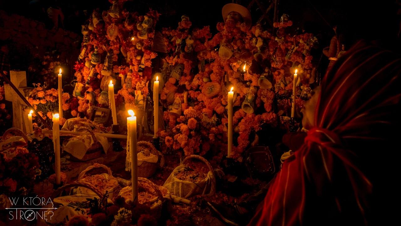 Dzień zmarłych w Meksyku - Jezioro Pátzcuaro (3)