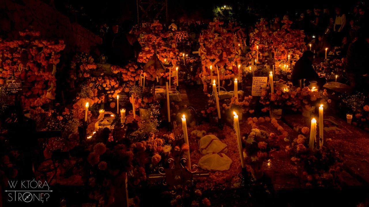 Dzień zmarłych w Meksyku - Jezioro Pátzcuaro (2)