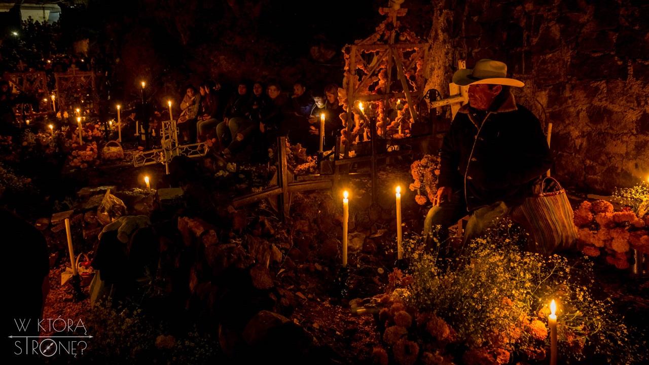 Dzień zmarłych w Meksyku - Jezioro Pátzcuaro (1)